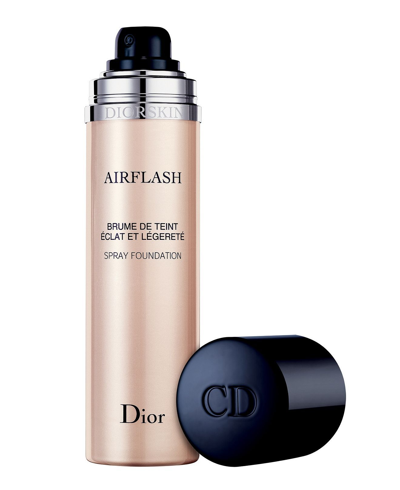 Dior Backstage Airflash Spray Foundation Makeup Beauty Macy S