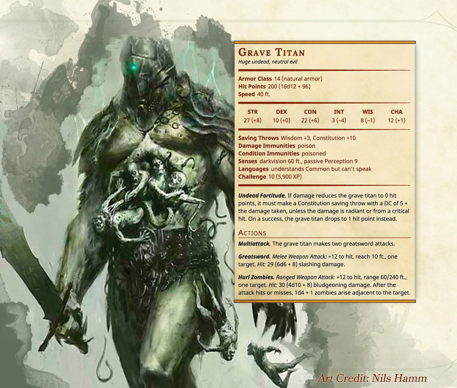 necromancer guide 5e