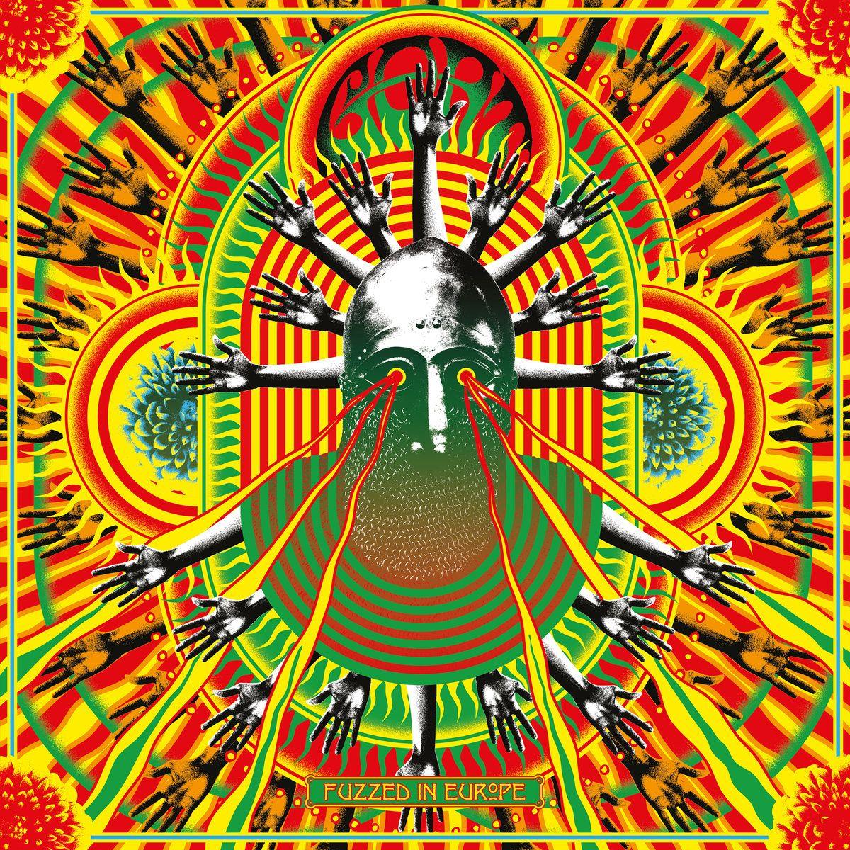 Fuzzed In Europe Goat Album Cover Art Cover Art Europe