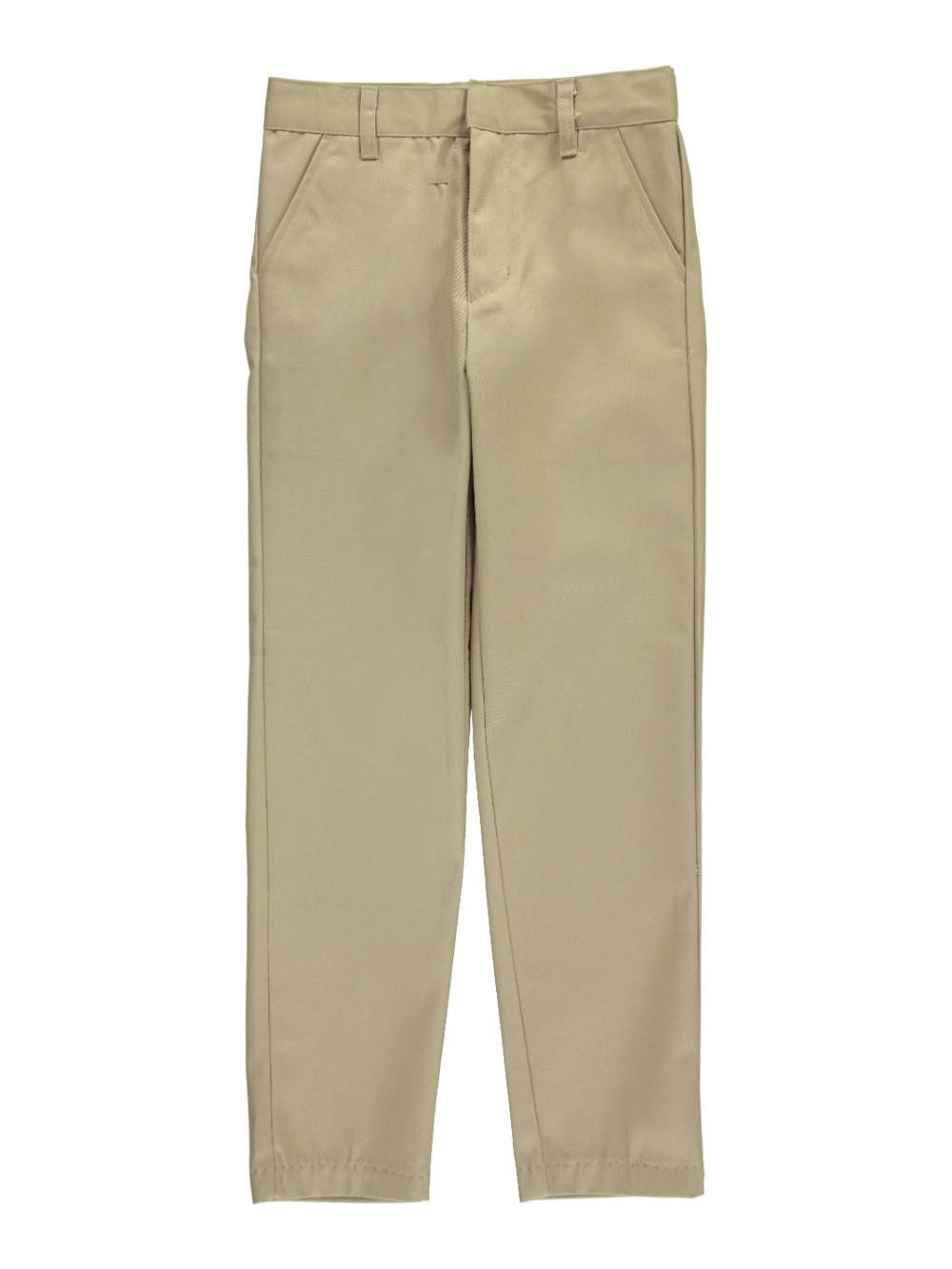bc80a462effc02 Galaxy Boys' Flat Front School Uniform Pants | Boys' Uniforms ...
