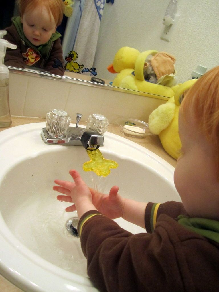 Faucet Extender Help Toddlers Reach The Water Kids