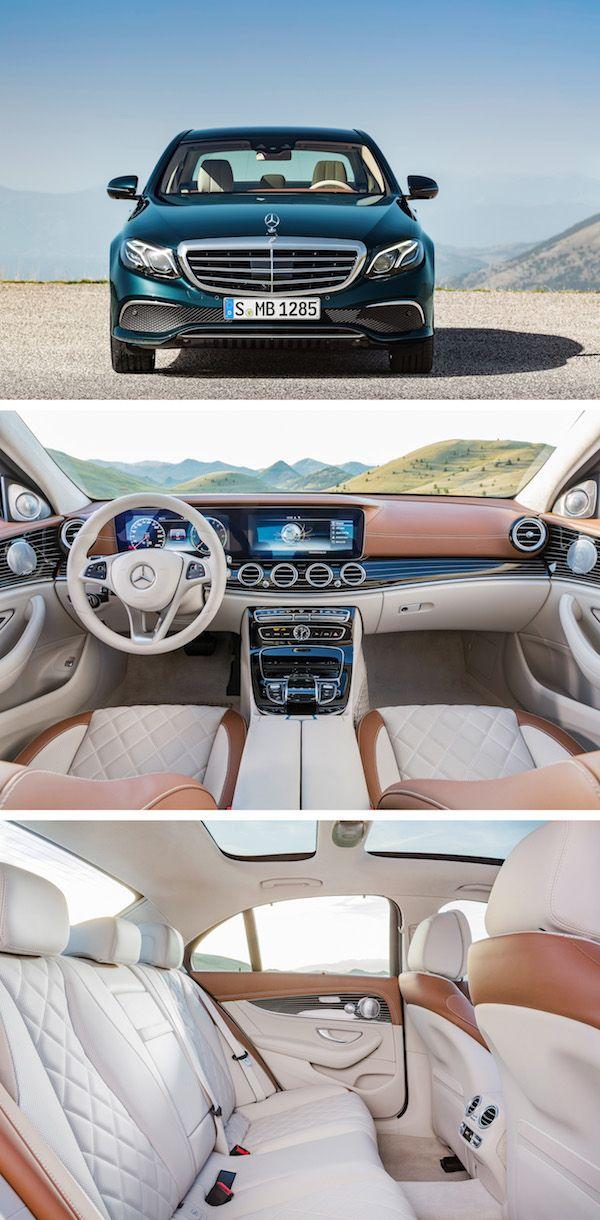 The New Mercedes Benz E Class Mercedes Car Benz E Benz E Class