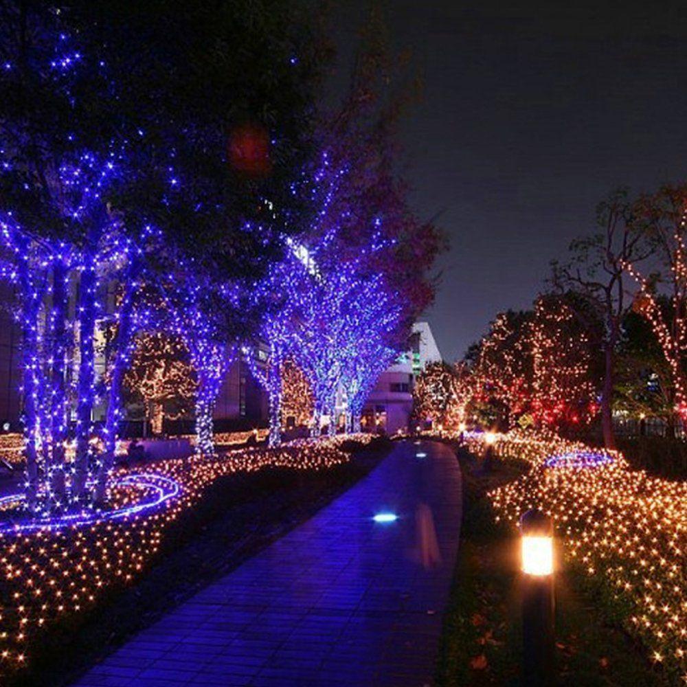Solar Powered Christmas Lights.Pin On Christmas Lights