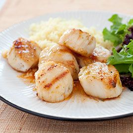 Grilled Scallops Recipes America S Test Kitchen