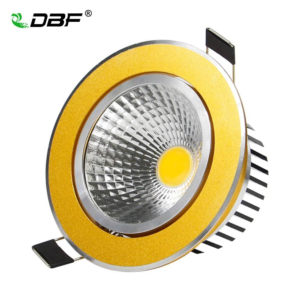 Dimmbare Led Spots Led Recessed Downlight Dimmable 5w 7w 9w 12w Dimming Led Spot