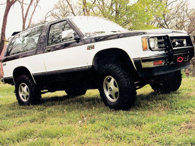 s10 blazer 1985