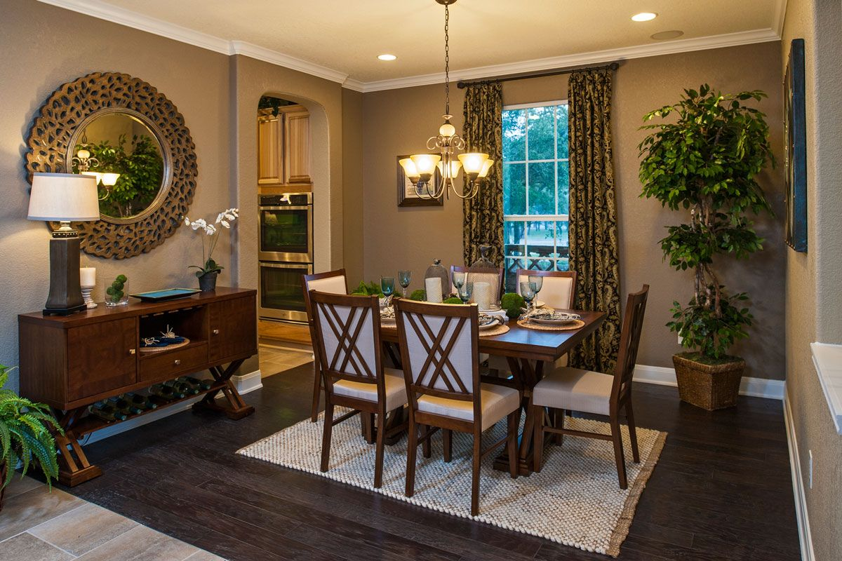Huttoparke A Kb Home Community In Hutto Tx Austin San Marcos Kb Homes Neutral Dining Room Home