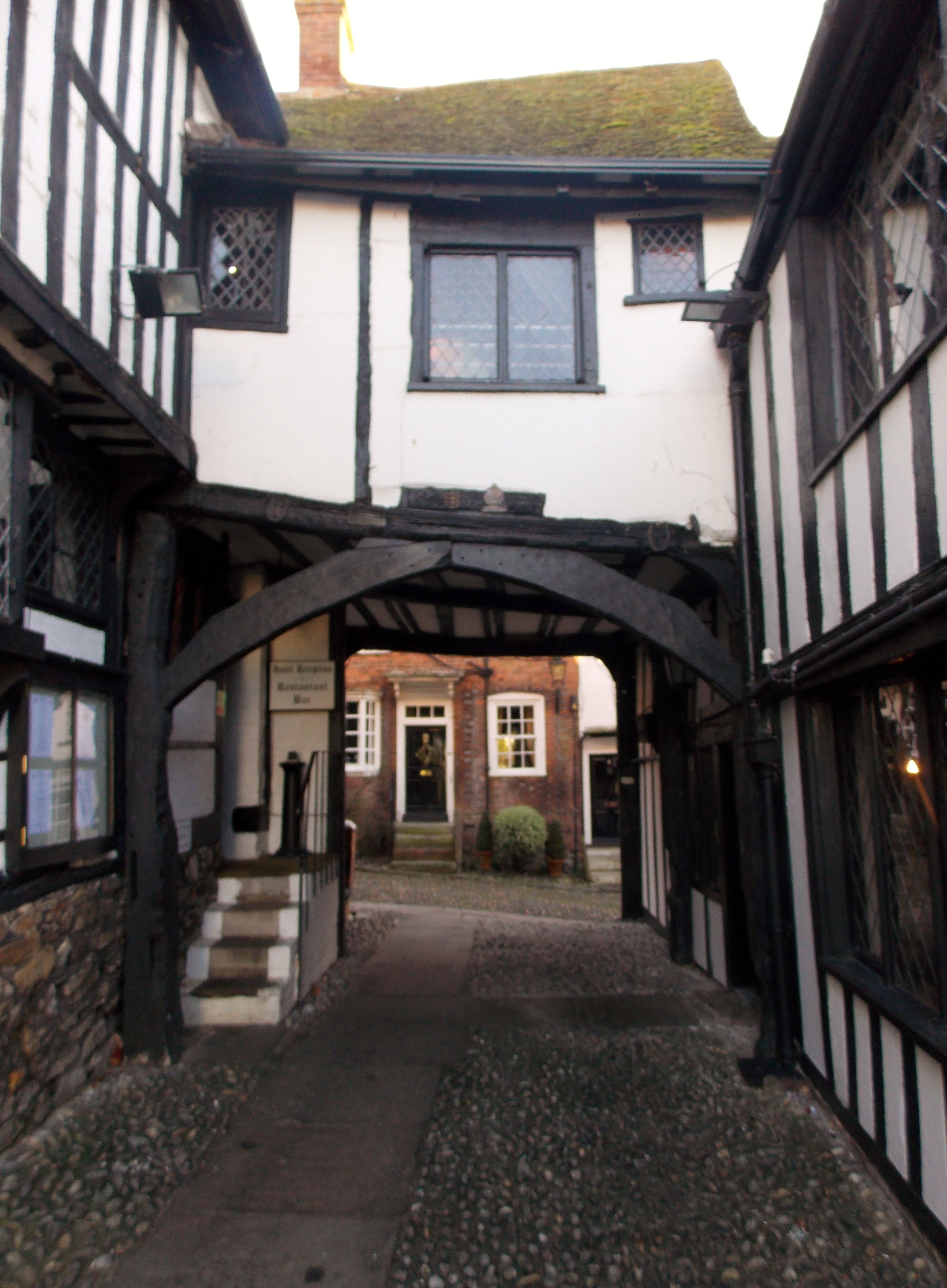 mermaid inn rye east sussex