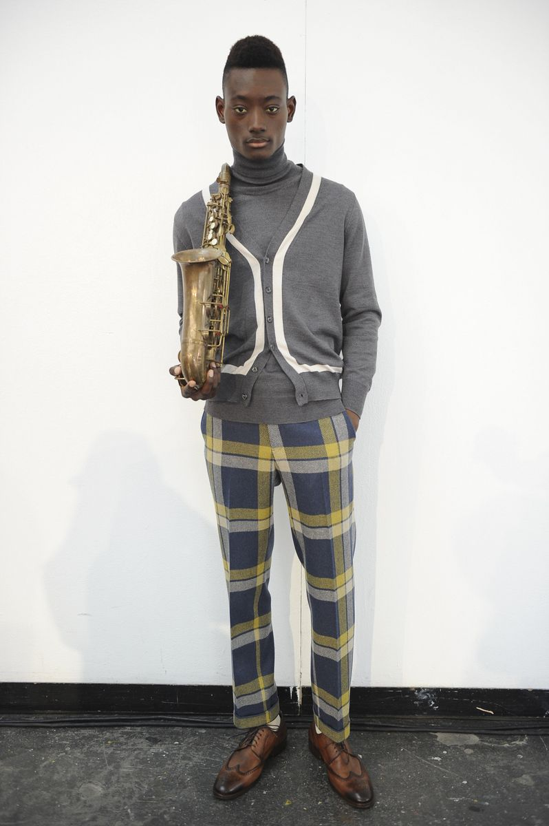 David Hart Menswear Fall Winter 2016 New York