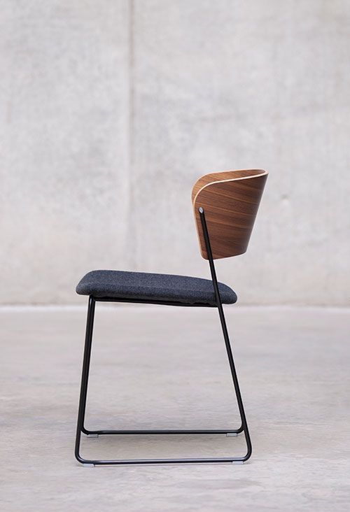 Collection of industrial design inspiration and resources for Metal design chair