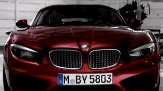 BMW Zagato Coupé, via YouTube.