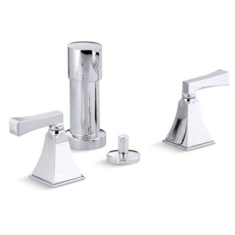 Kohler Memoirs Stately Vertical Spray Bidet Faucet Bidet Faucets