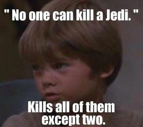 20 Memes Only Star Wars Fans Will Understand Star Wars Memes Star Wars Humor Star Wars Jokes