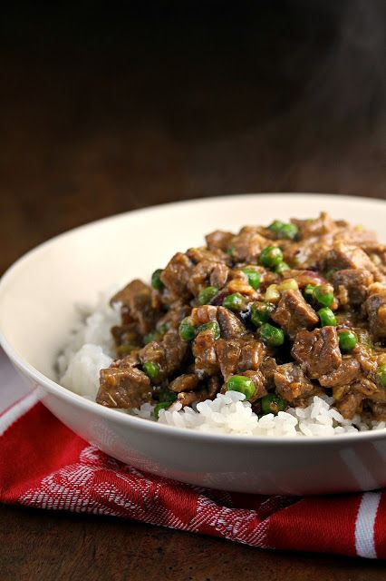 Hong Kong Style Silky Stir Fried Minced Beef Authentic Chinese