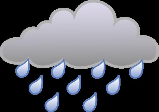 Rain Cloud Weather Symbol Free Clip Art Wetter Jahreszeiten Wetter Jahreszeiten