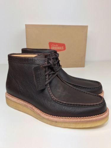 Randonnee Originals Homme Boot Chaussure Bnwob Clarks Beckery Desert IFnqESgx