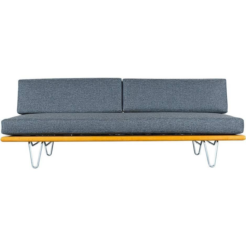 Vintage George Nelson Daybed For Herman Miller Edifice Interior