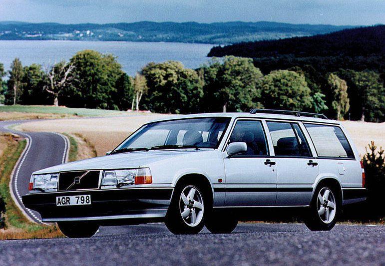 Volvo 940 Estate Wagon Cars 740 Saab 900 All