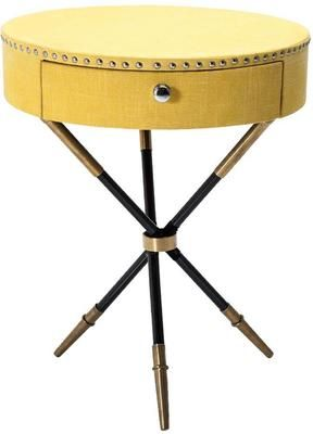 Citrine Side Table by The French Bedroom Company