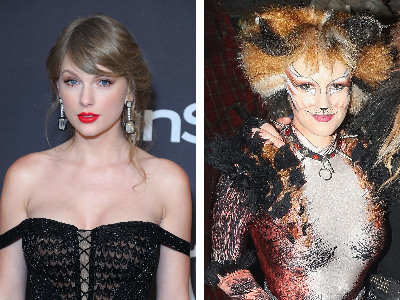 Cats une bandeannonce très... particulière avec Taylor
