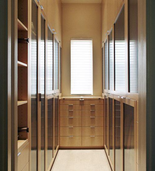 Closet Long And Narrow Walk In Closet Design Pictures