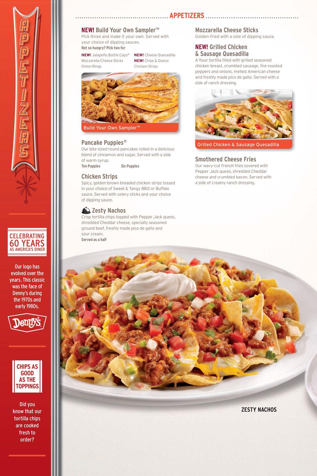 Dennys-menu-6   Denny\'s   Pinterest   Menu, Foods and Food and drink