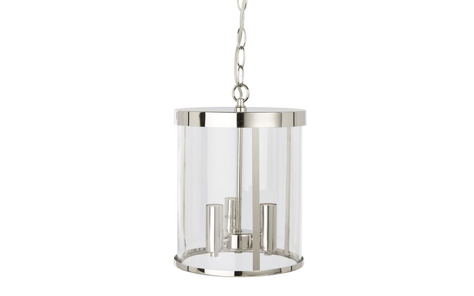 Selbourne Chrome Pendant Light at Laura Ashley  sc 1 st  Pinterest & Welcome to Laura Ashley where you can shop online for exclusive ... azcodes.com