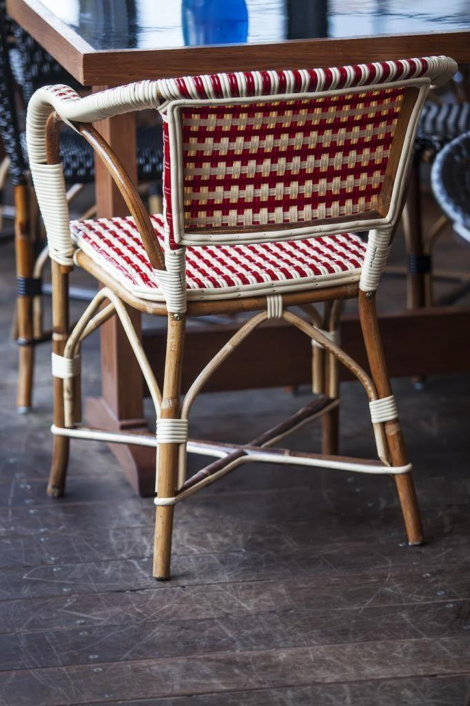 Tati Cafe Givatayim Armchair Outdoor