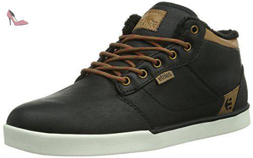 Jefferson Mid Smu, Chaussures de Skateboard homme, Marron (Brown), 45 EU (10 UK)Etnies