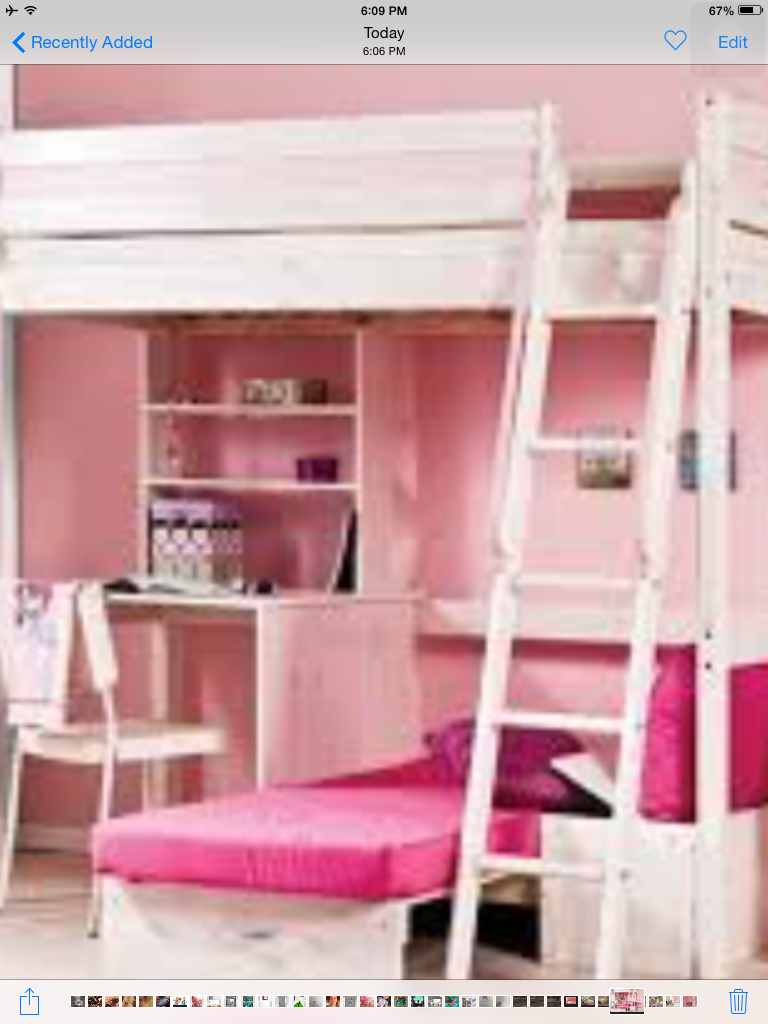 Loft bed with desk near me  Pin by Atlanta McCoy on Beds  Pinterest