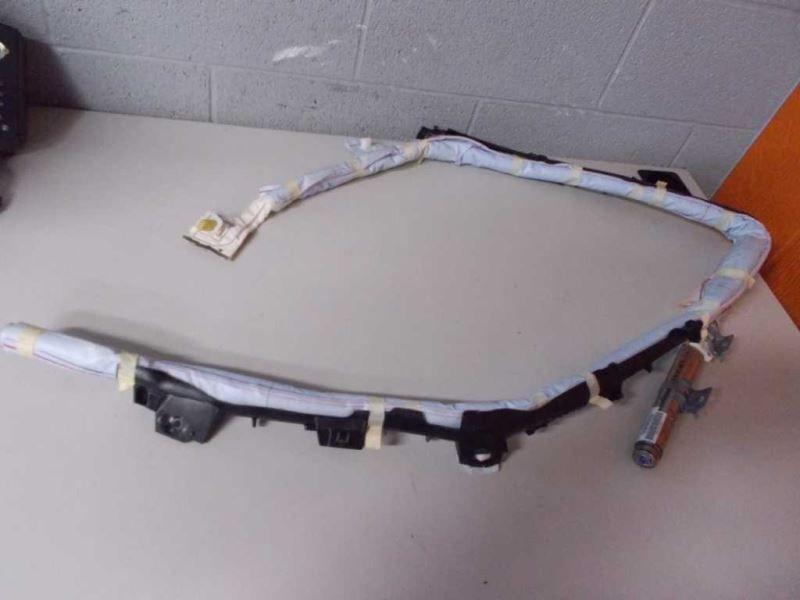 07 08 09 10 11 Toyota Camry Left Drivers Side Roof Curtain Air Bag OEM