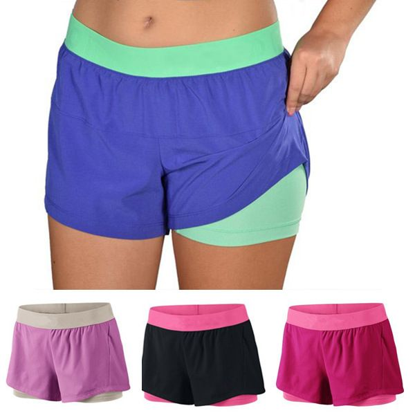 summer quick drying Jogging shorts women casual board shorts ...