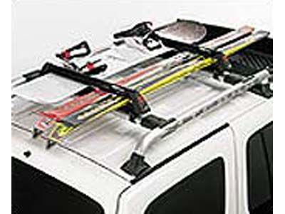2000 Nissan Xterra Horizontal Ski/Snowboard Carrier