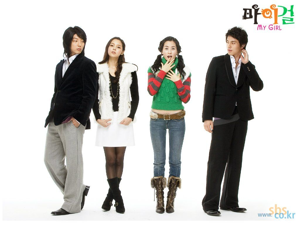 My Girl My Girl Korean Drama Girls Tv Series Korean Drama Movies