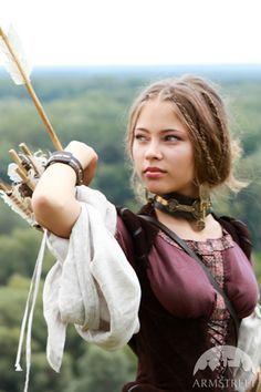 Archery Quiver Leather Bowman