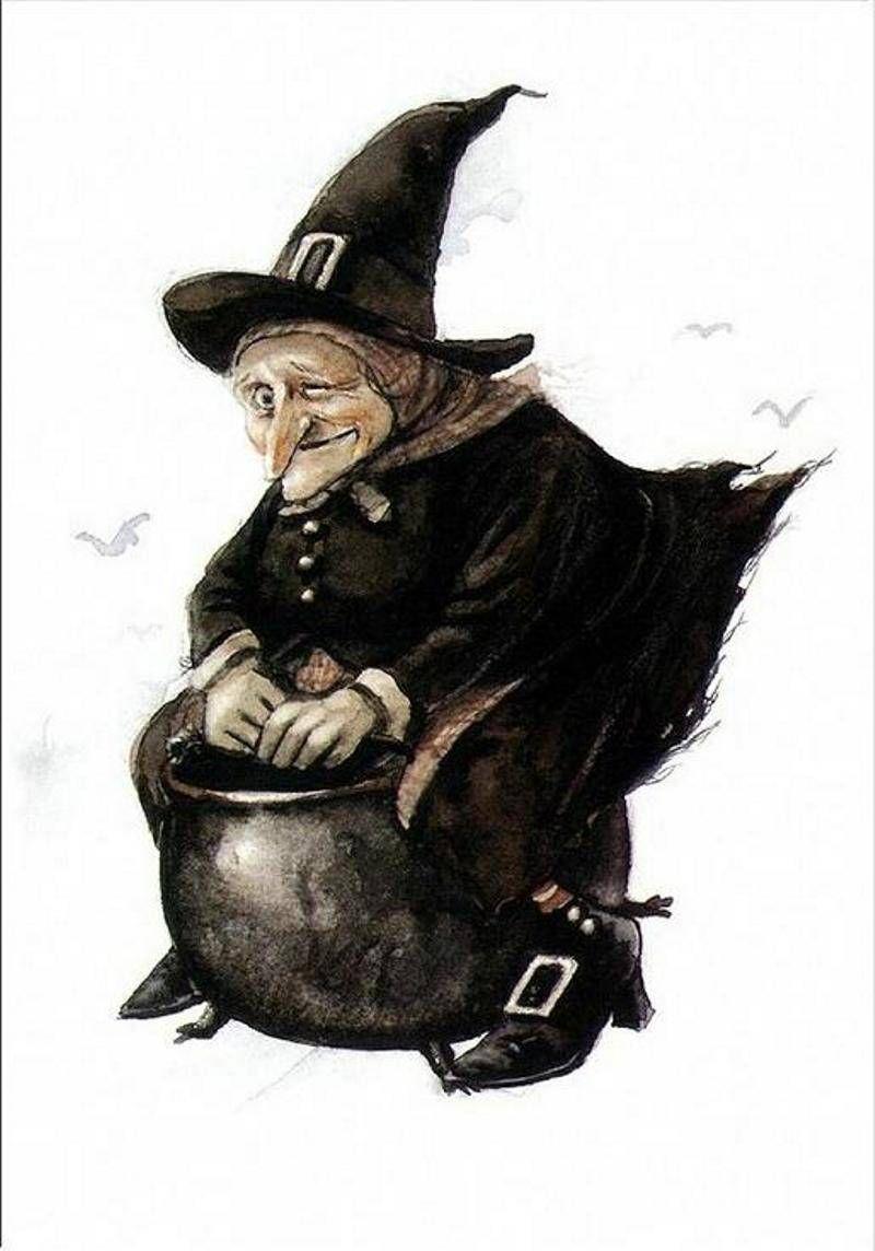 советовалась ведьмы гномы картинки нами стояла