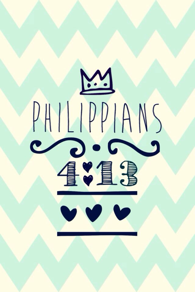 Philippians 413 Lock Screen Wallpapers Lock Screens Bible
