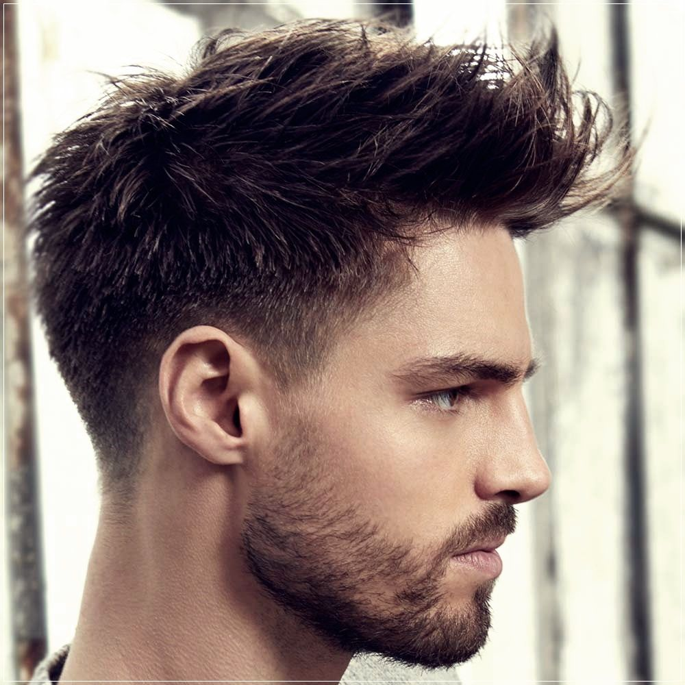 Men S Haircuts Winter 2019 2020 All The Trends Mens Haircuts Fade Mens Haircuts Short Haircuts For Men