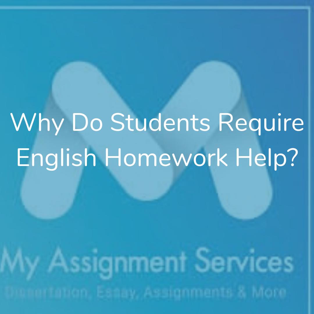 Why Do Students Require Homework Help Good Vocabulary Listening Skills Writing Skills