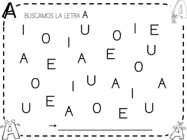 actividades abecedario vocales consonantes