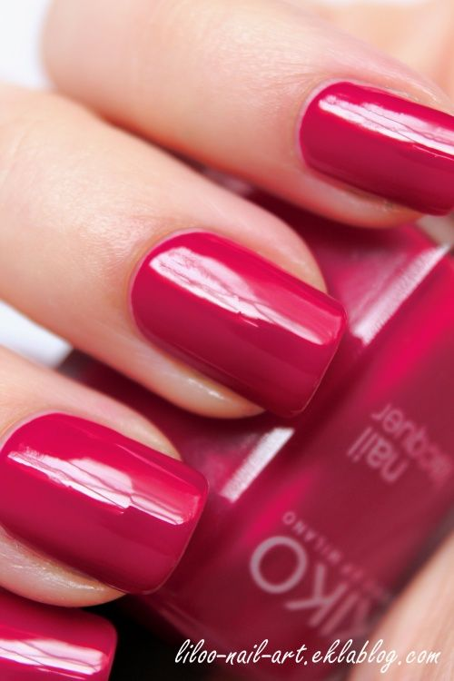 Kiko #363 Cherry Red