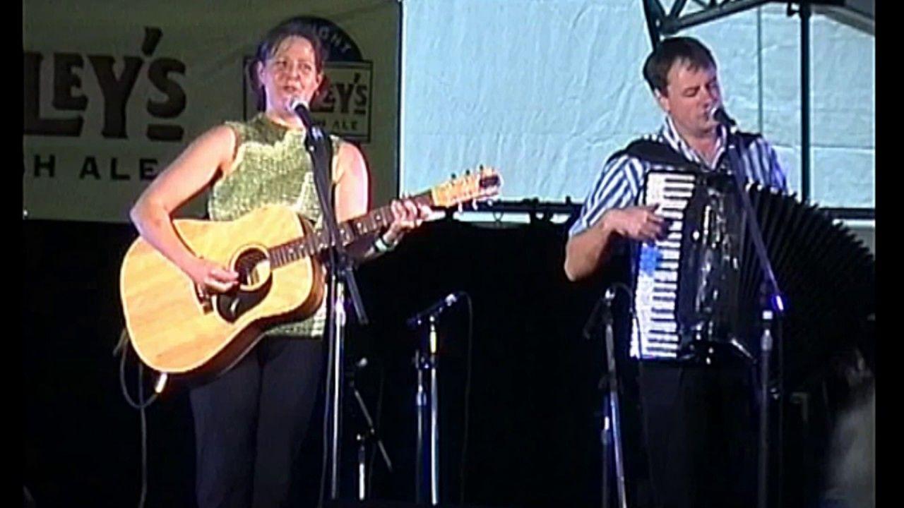 Sally Dastey Wild Mountain Thyme Traditional Song Sally Music Festival
