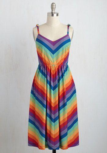 e5464afb61 My Sunday Zest Dress by ModCloth - Multi