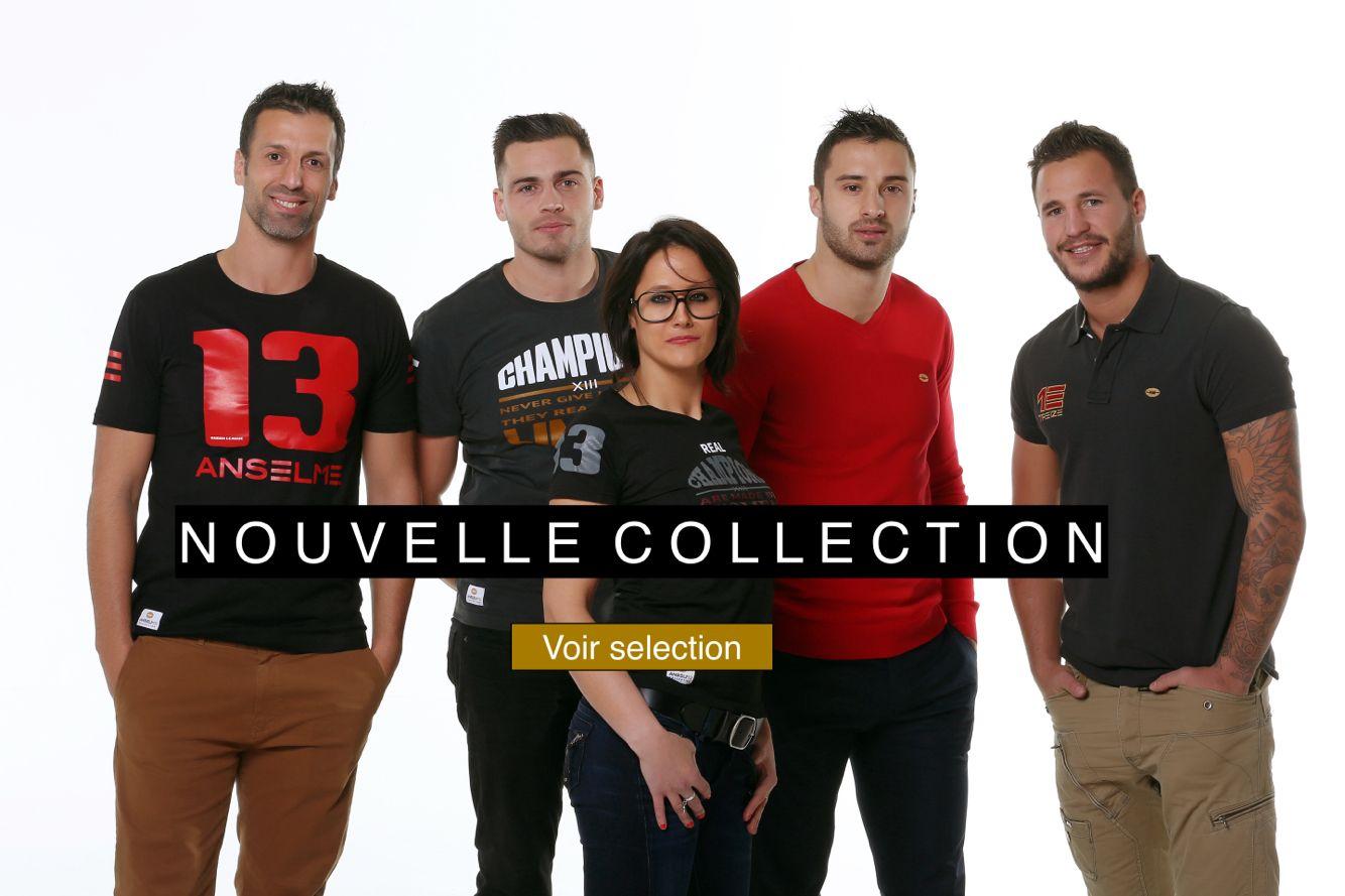 Découvrez notre nouvelle collection sur www.anselme-collection.com #LeTREIZEfaitdelarésistance #Anselme #NewCollection