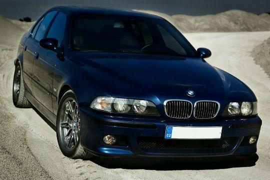 Bmw M5 E39 Dark Blue E34