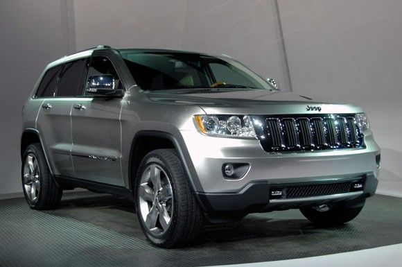 Jeep Grand Cherokee Srt8 Not Your Standard Jeep Outperforms All