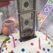 Bling Bling Kuchen!