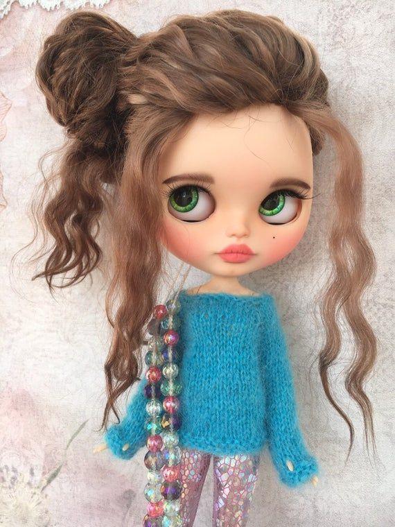 Sold out! Blythe Custom Blythe doll Blythe TBL Belle #dollcare
