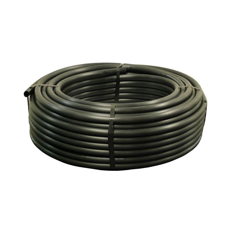 Holman 13mm x 50m black poly irrigation tube with images