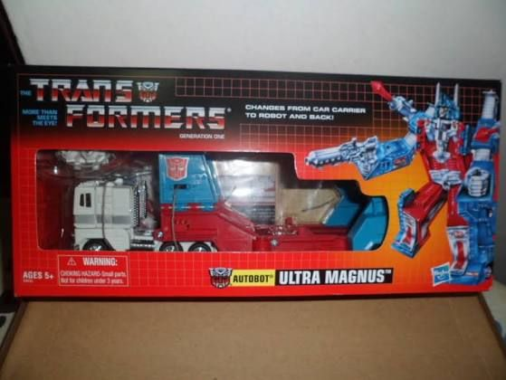 Transformers Alternators Ultra Magnus Transformers Generation 1 Ultra Magnus Transformers